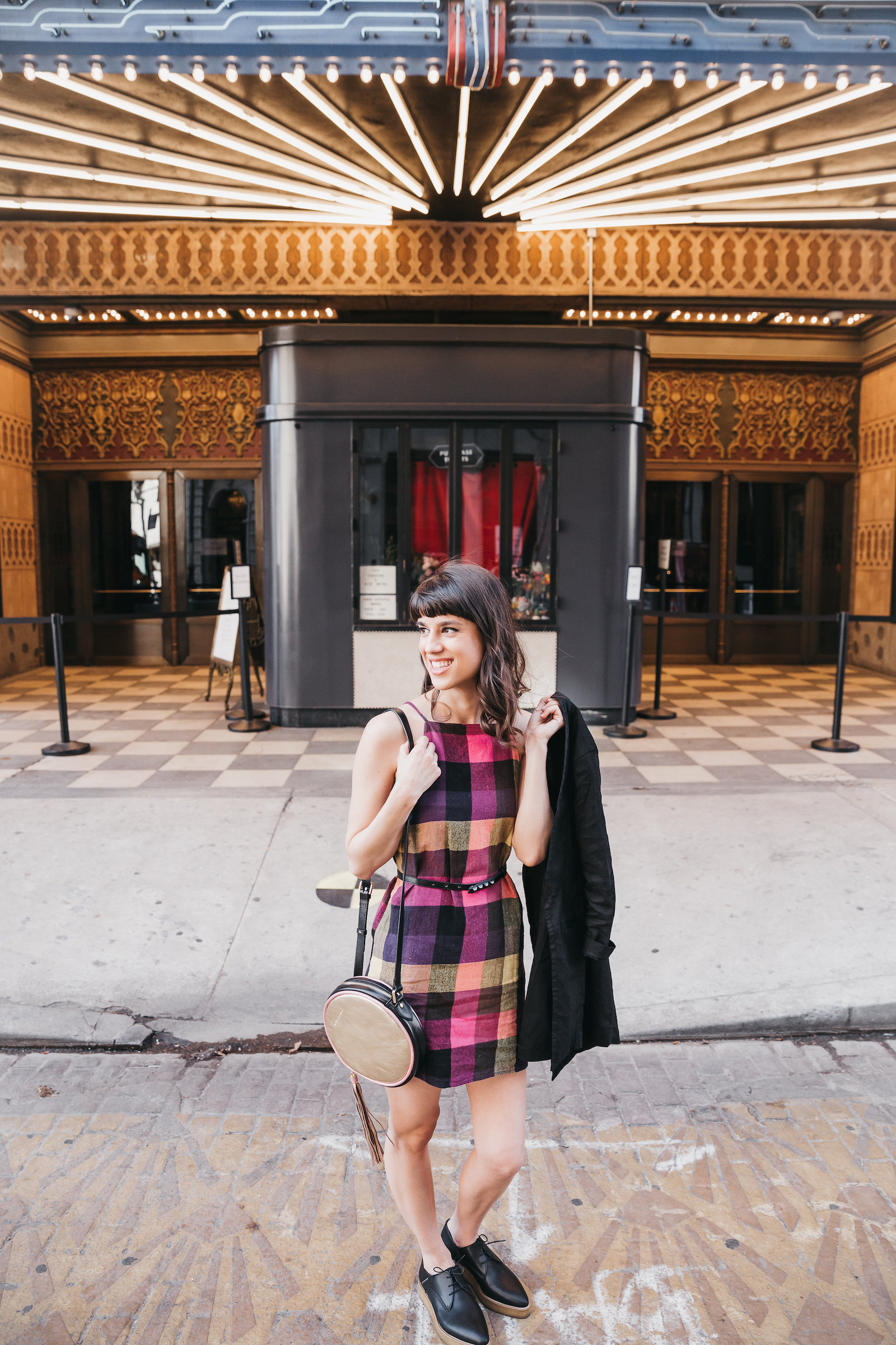 Concert going outfit // A Week Of Bright & Bold Ethical Outfits With Michelle Chavez From Michelle For Good on The Good Trade