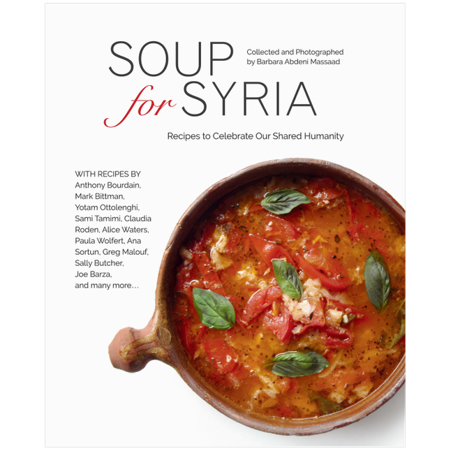 Soup For Syria Cookbook // Refugee-Made Goods Supporting Displaced Artisans Around The World on The Good Trade