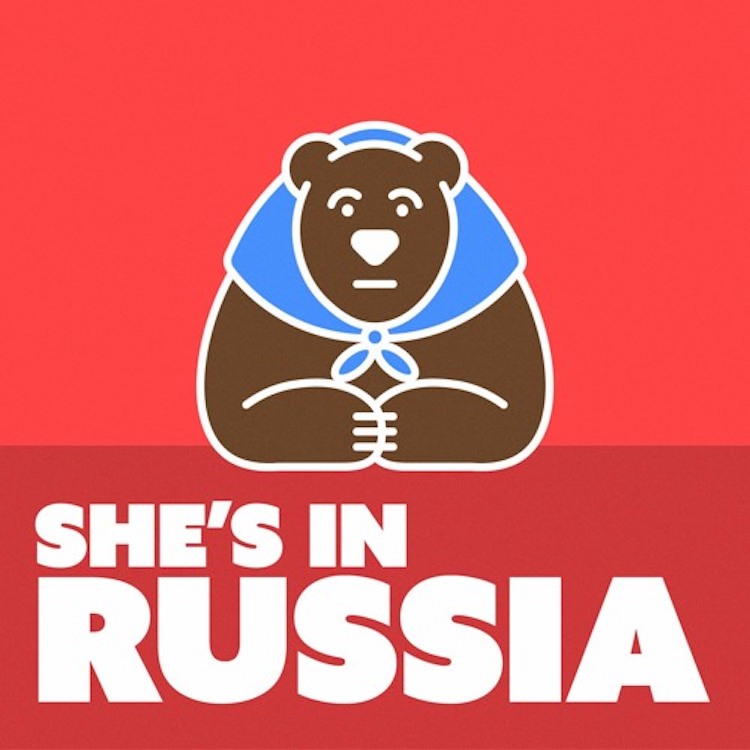 Podcasts That Broaden Our World View - She's In Russia