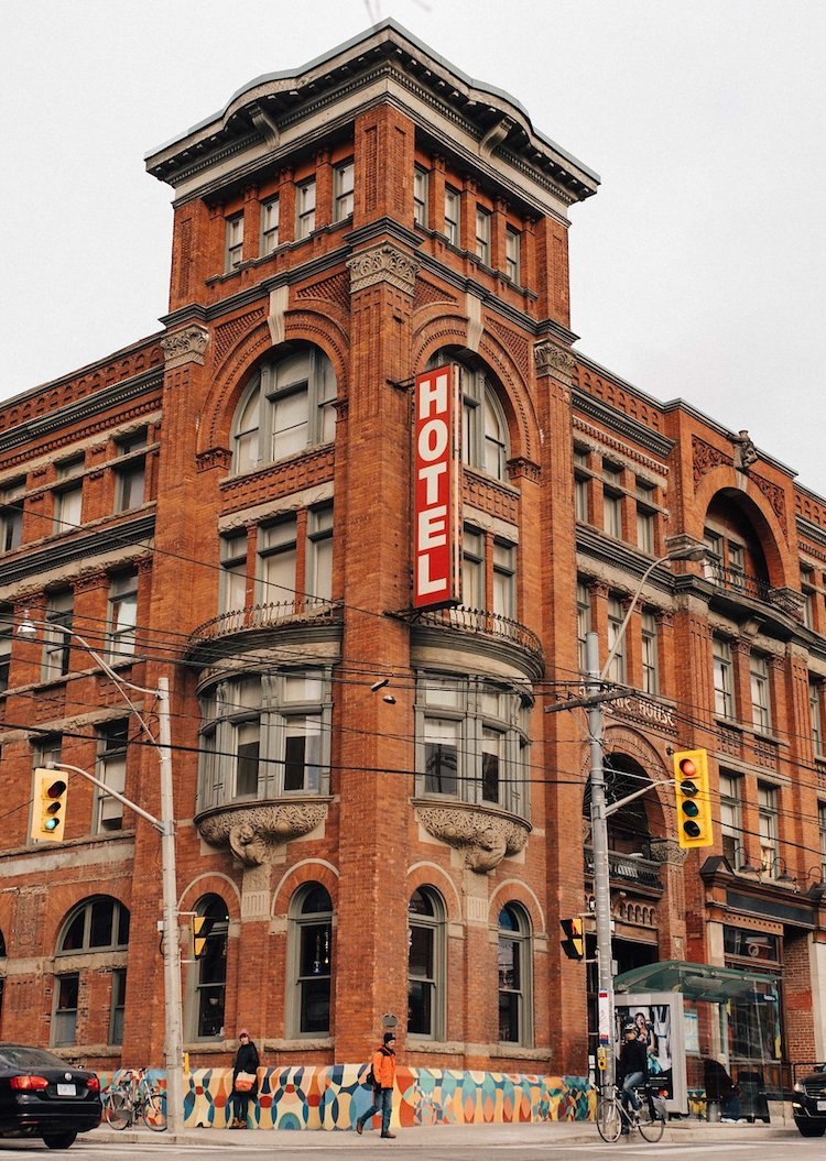 Where To Stay In Toronto - The Gladstone Hotel
