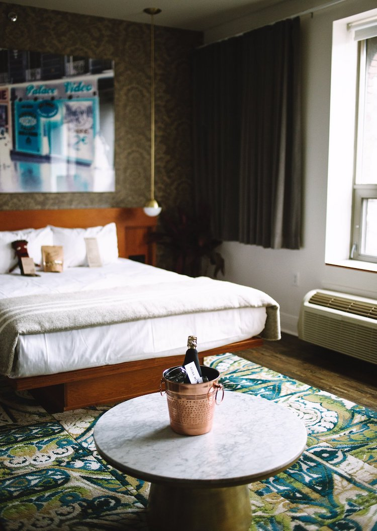 Where To Stay In Toronto - The Drake Hotel