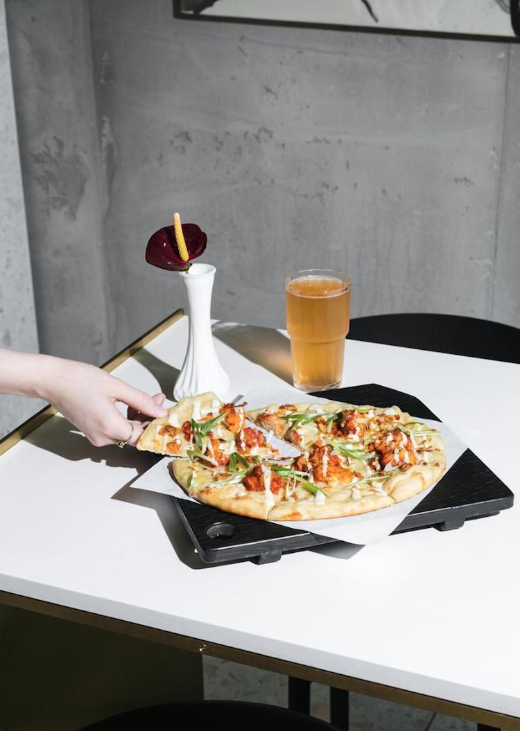 Where To Eat In Toronto - Virtuous Pie Vegan Pizza