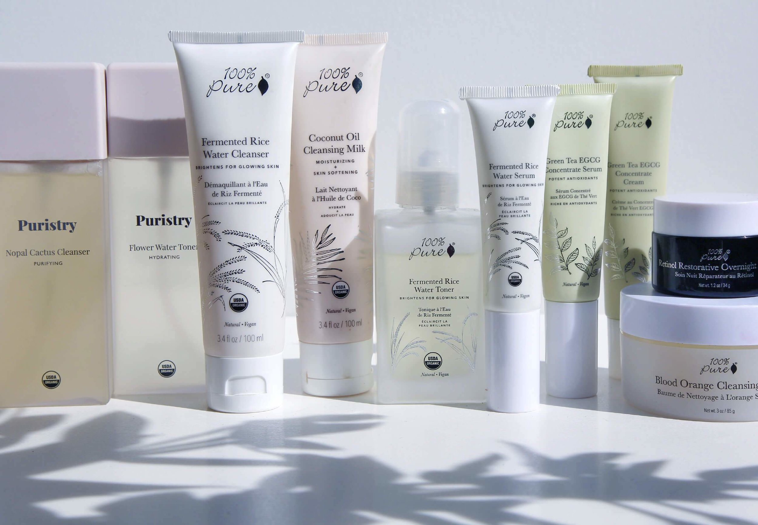 100% Pure Organic Skincare - Interview With The Founder, Susie Wang
