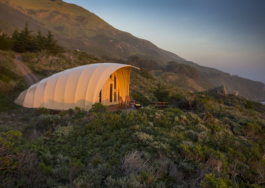 Eco-Friendly Glamping Resorts In The US - Treebones