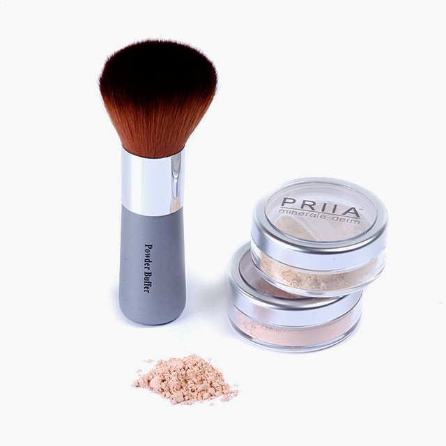 Acne-Safe Vegan Makeup - PRIIA Cosmetics