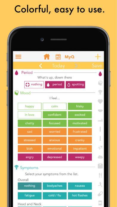 Women's Health Tracking Apps - Ovia