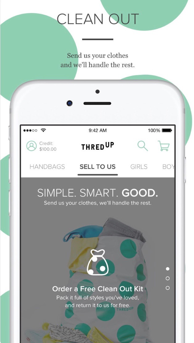Best Eco-Friendly Shopping Apps - thredUP