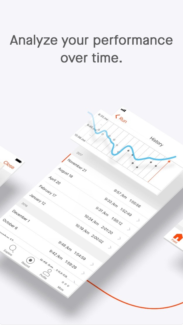 Sustainable Living Apps - Strava