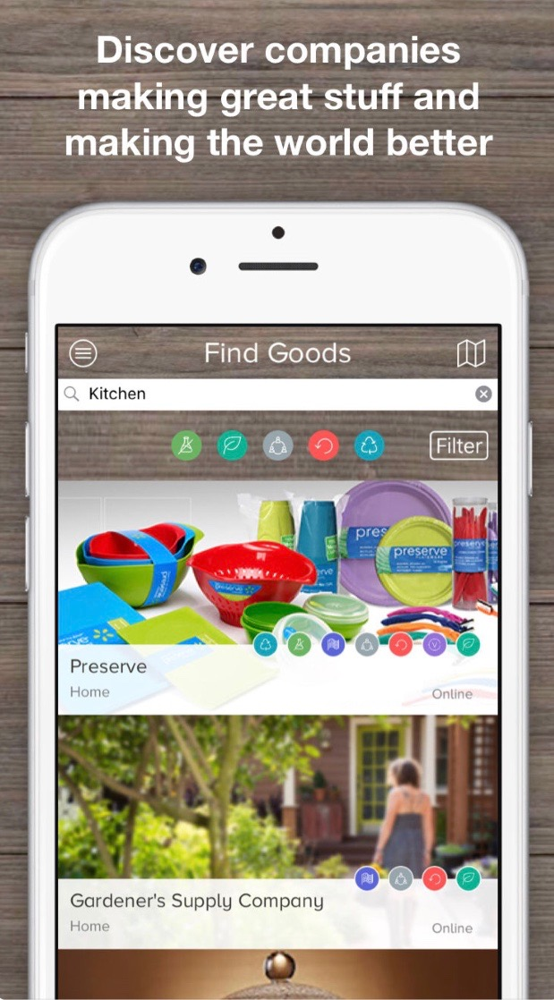Ethical Shopping Apps - DoneGood