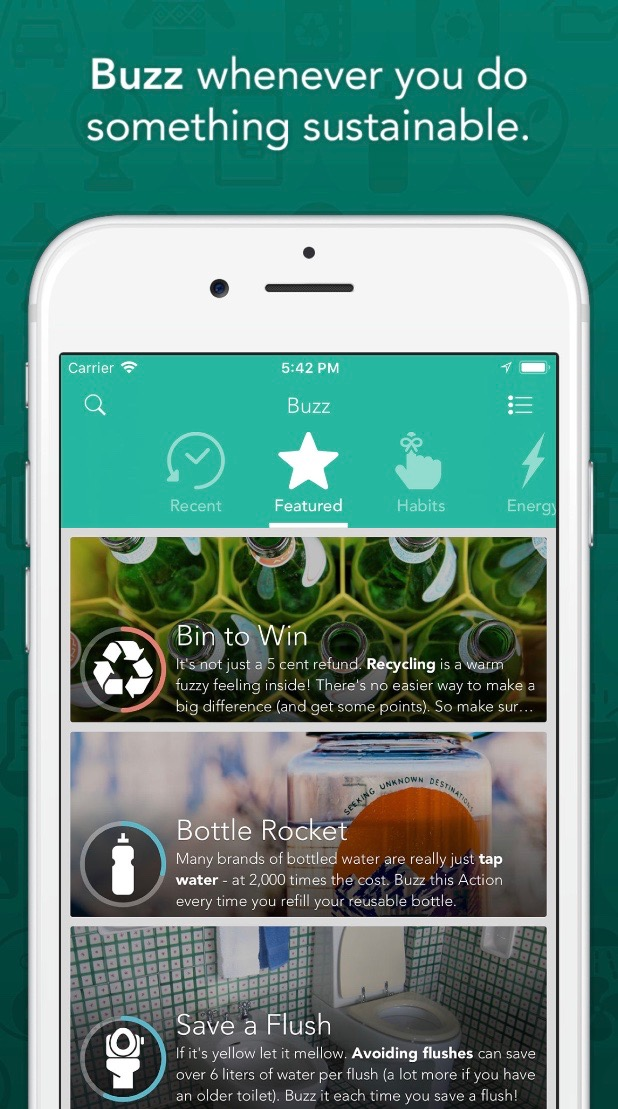 Green Living Apps For A More Eco-Friendly Lifestyle - JouleBug
