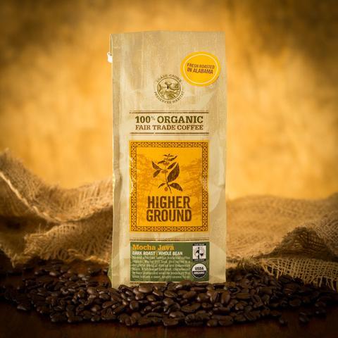 Organic Fair Trade Coffee - Higher Ground Roasters