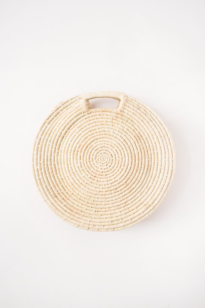 Ellie Tote - Woven Circle Bag From Indego Africa