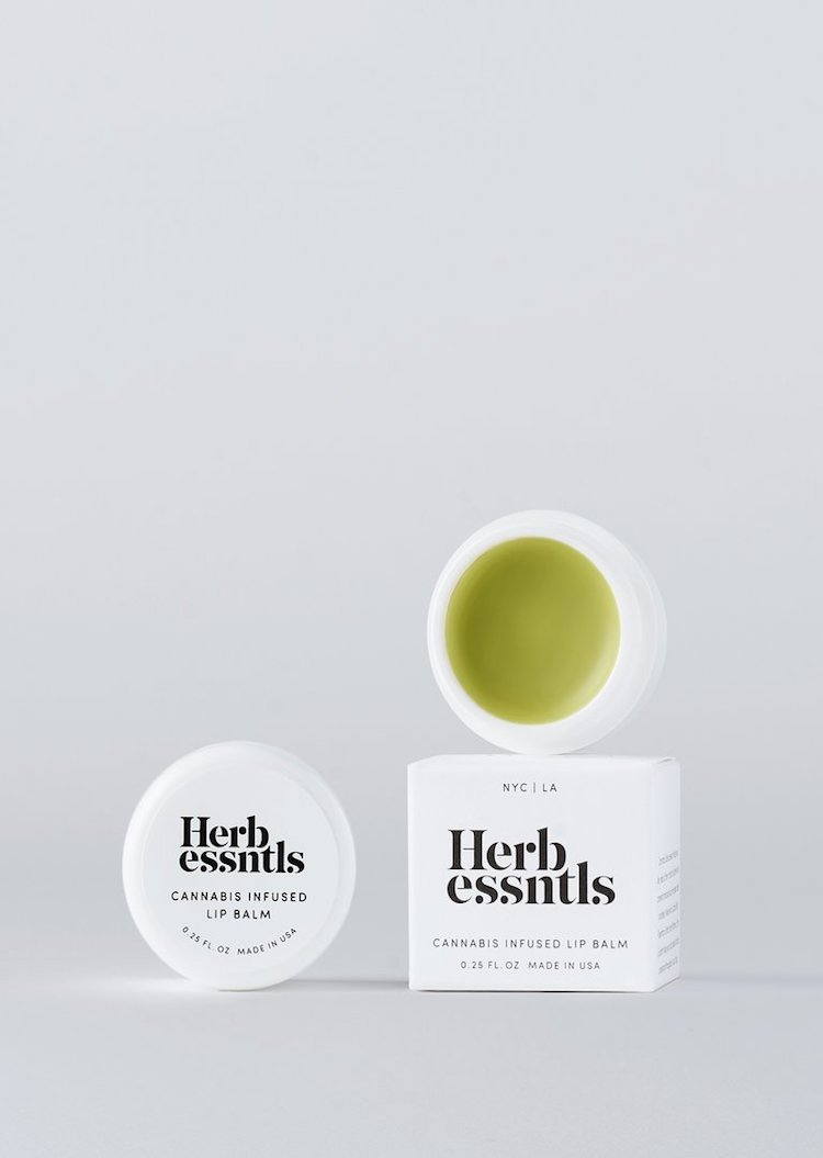 CBD Oil For Beginners - Herb Essntls Cannabis Infused Lip Balm