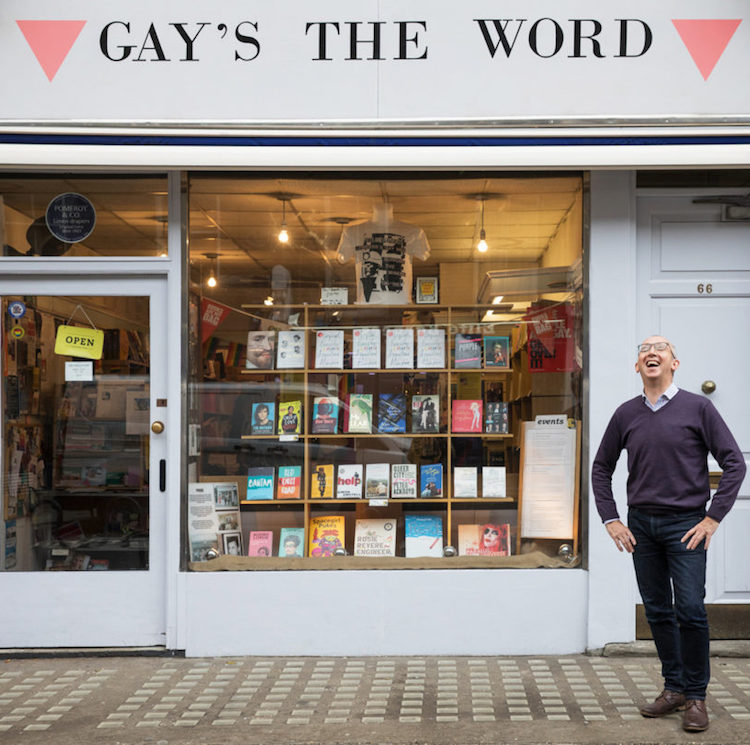 Independent Bookstores In The UK - Gay's The Word in London