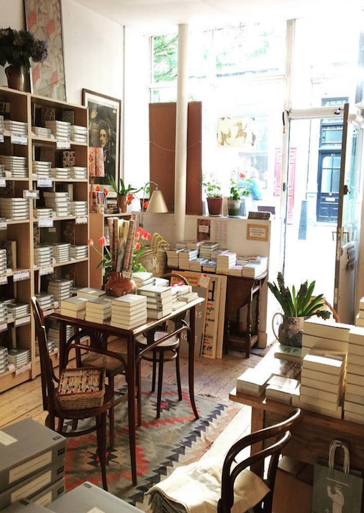 Independent Bookstores To Support Around The World - Persephone Books In London, UK