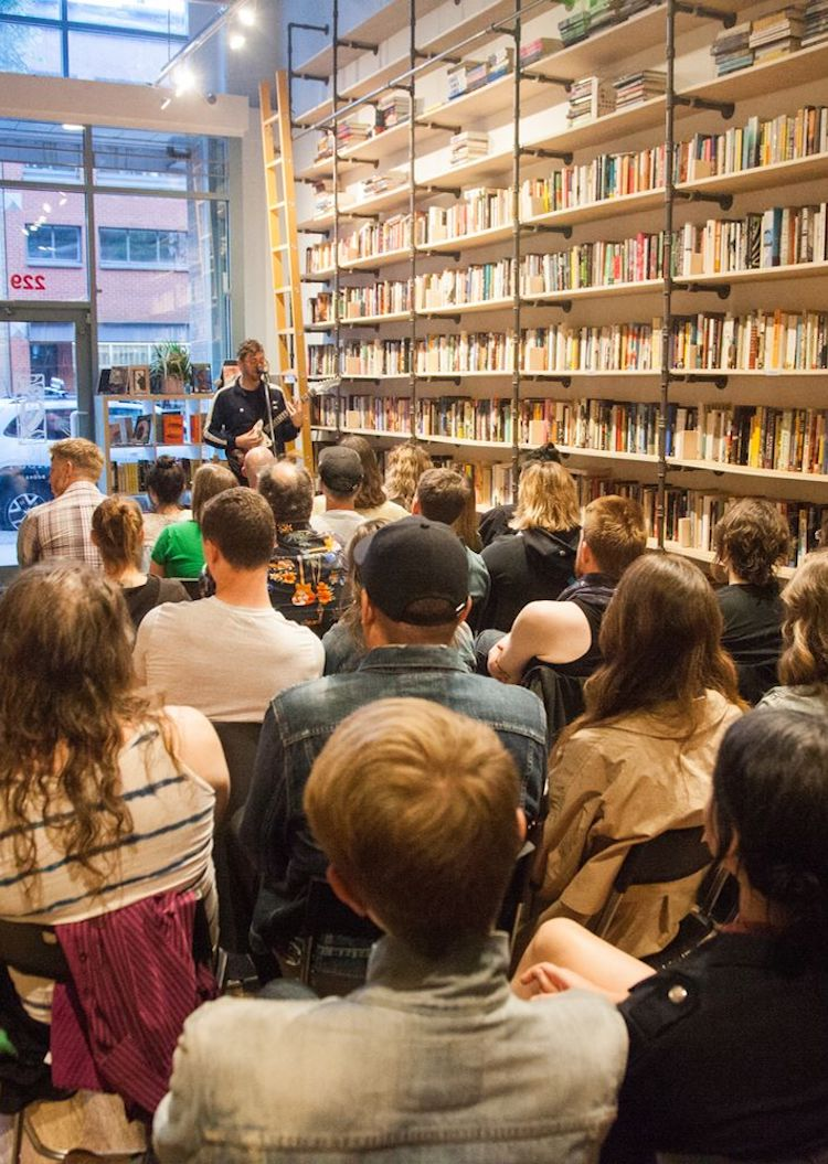 Local Bookstores In Canada - Massy Books in Vancouver, Canada