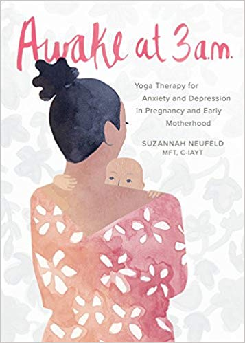 Best Books For Mothers Dealing With Postpartum Depression - Awake at 3a.m. by Suzannah Neufeld