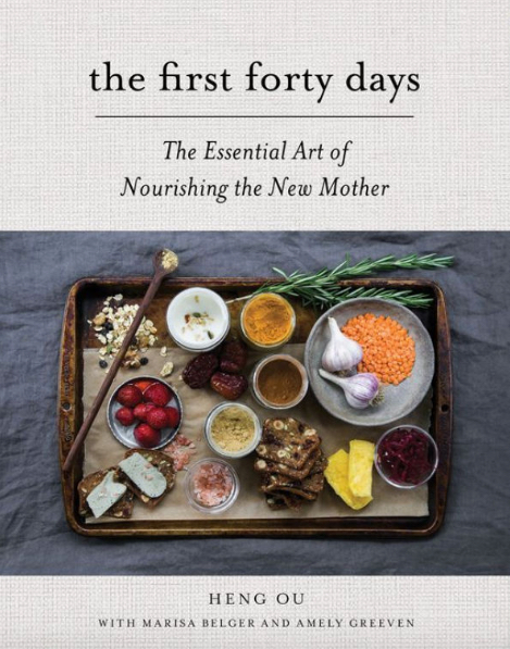 Books On Motherhood - The First Forty Days by Heng Ou