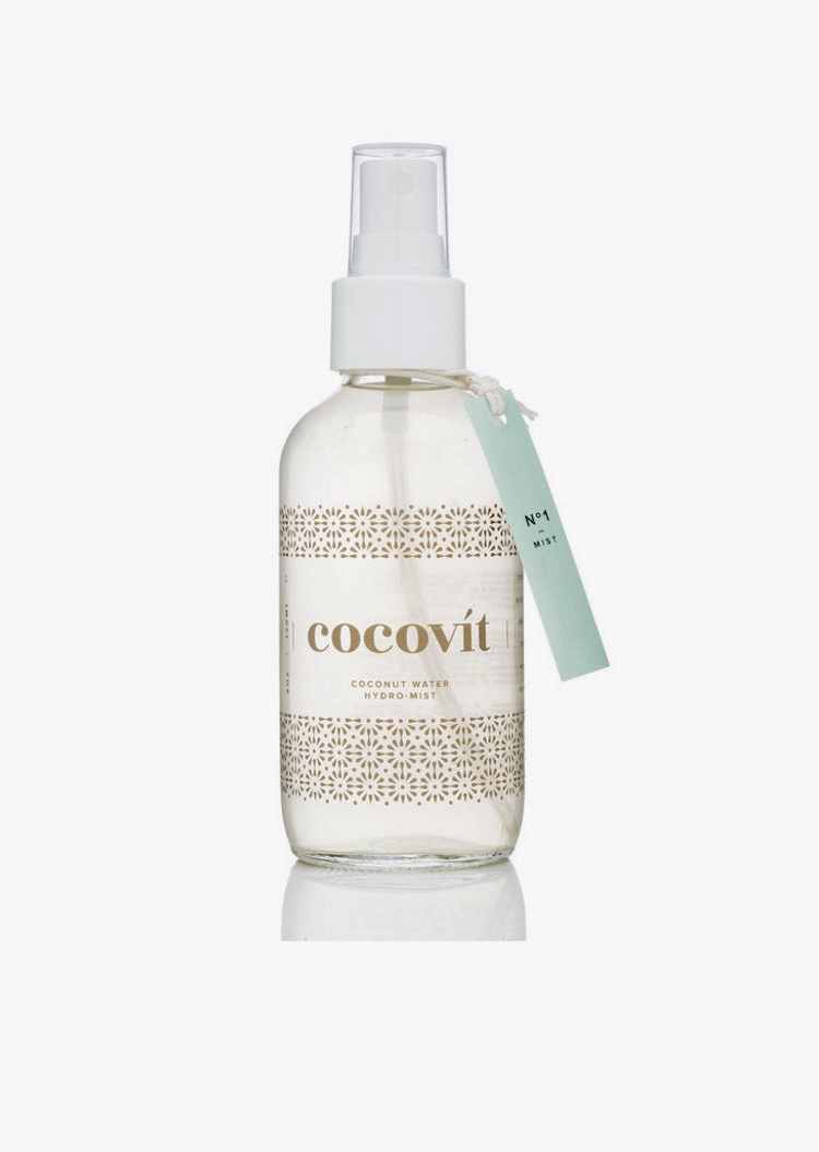 Vegan Witch Hazel Skincare Products - Cocovit Hydro Mist