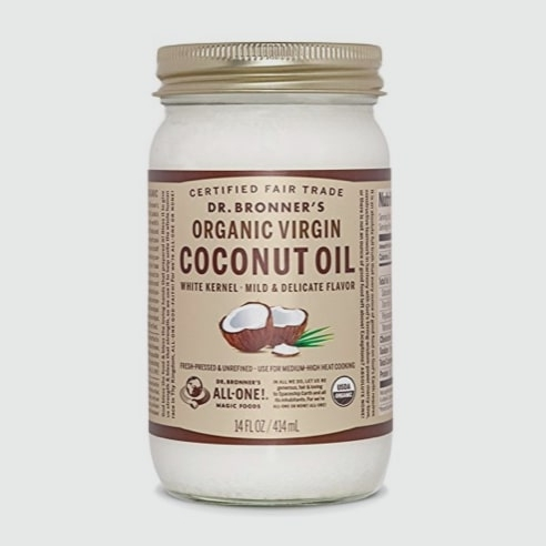 Dr Bronners Organic Virgin Coconut Oil For Everyday Use