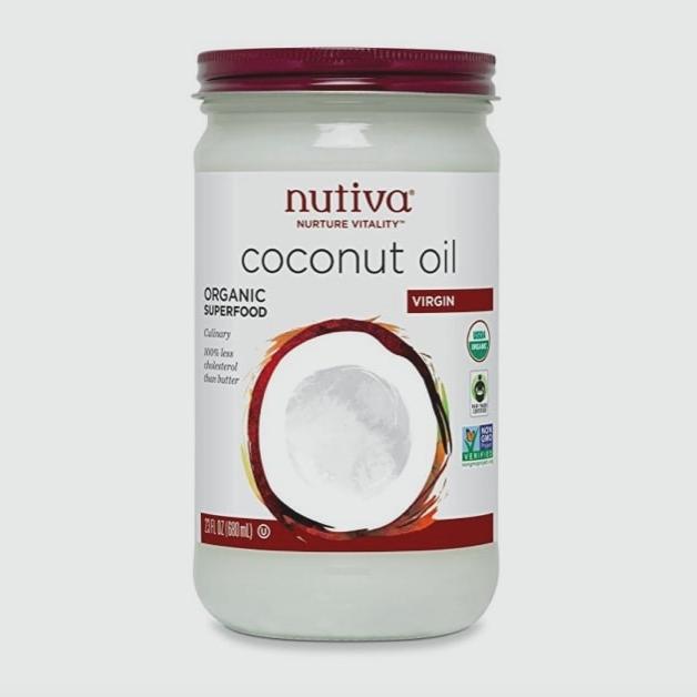 Organic Coconut Oil - Nutiva Fair Trade Virgin Coconut Oil