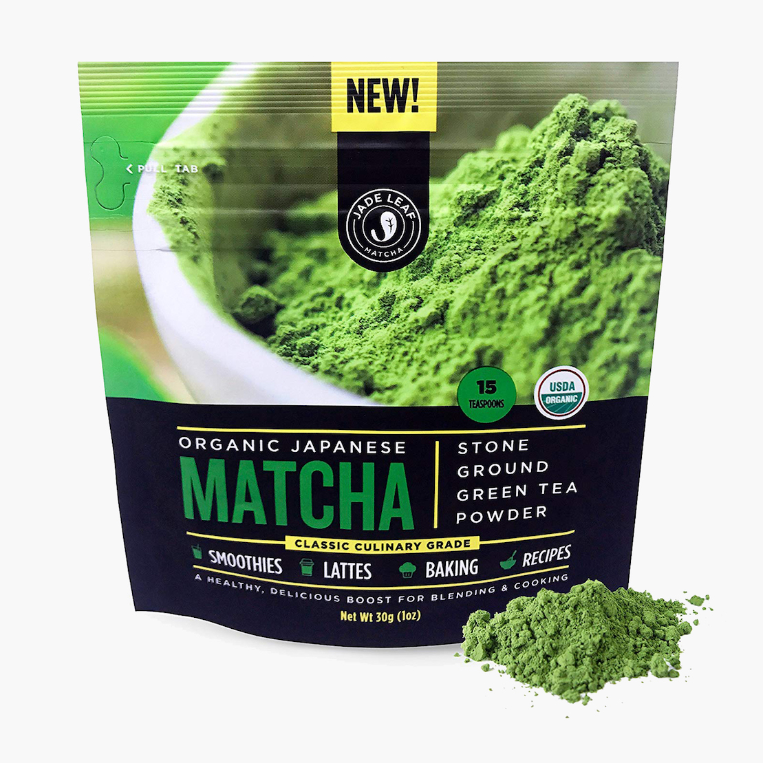 Organic Green Teas - Jade Leaf Matcha