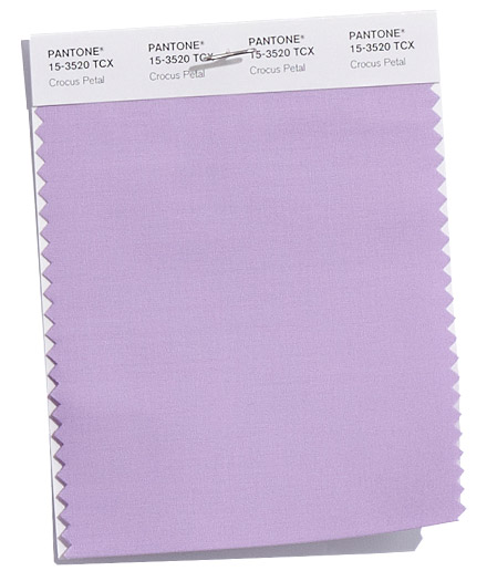 Unpacking Pantone's Fall Color Picks - Crocus Petal