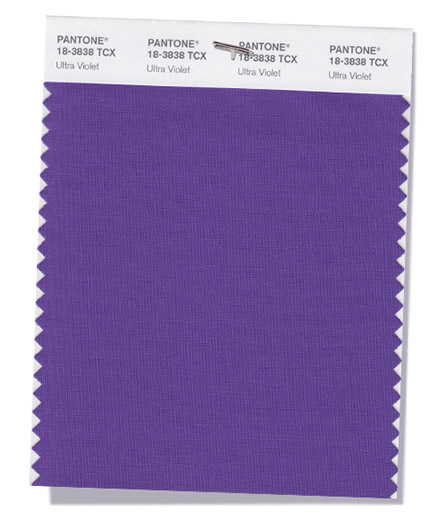 Unpacking Fall's Pantone Color Picks - Ultra Violet