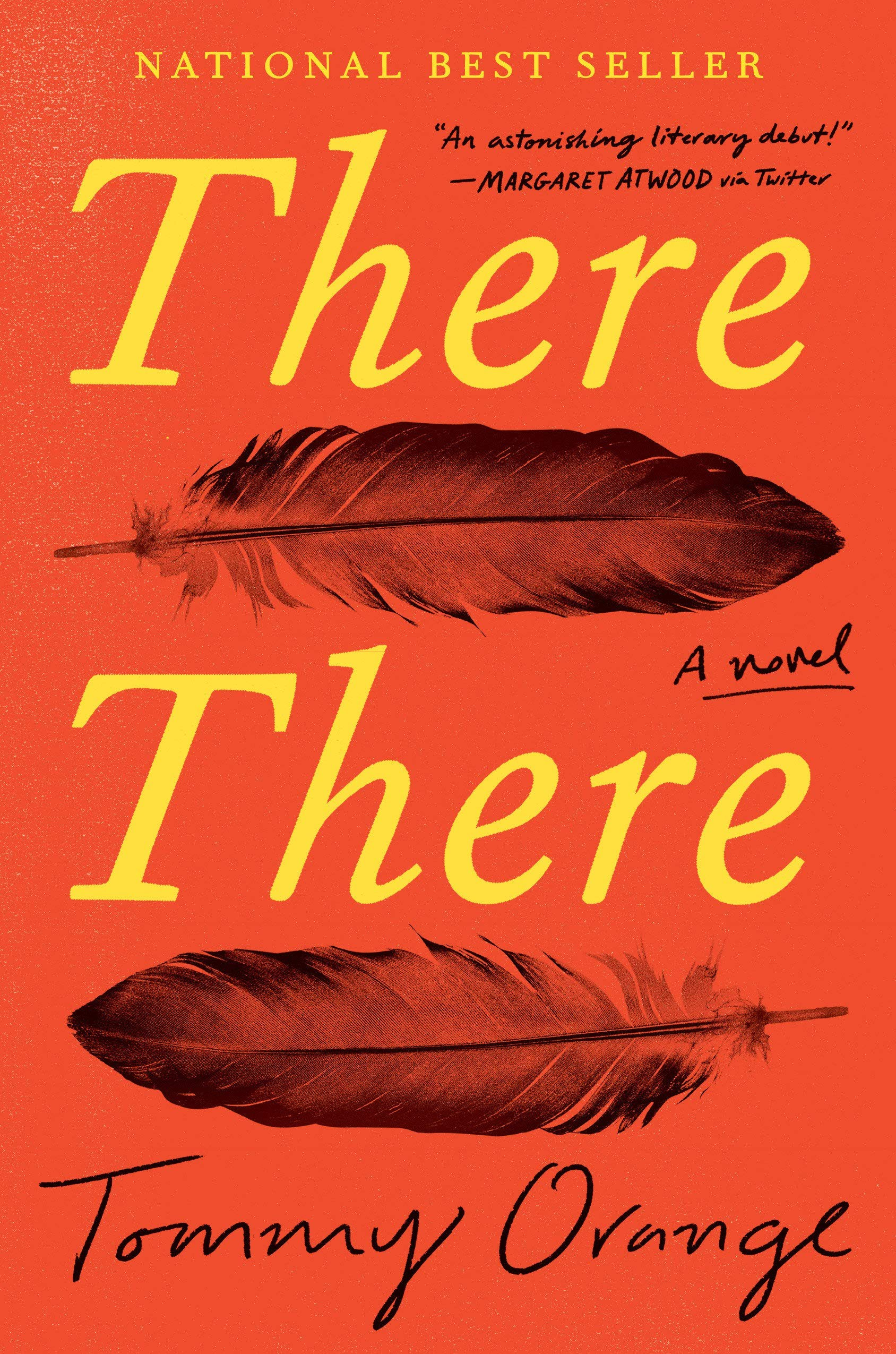 Inspiring Books By Women & POC Authors - There There by Tommy Orange