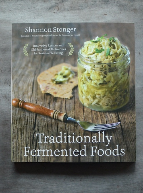 Traditionally Fermented Foods: Innovative Recipes and Old-Fashioned Techniques for Sustainable Eating // Sustainable Cookbooks For Holiday Gifting on The Good Trade