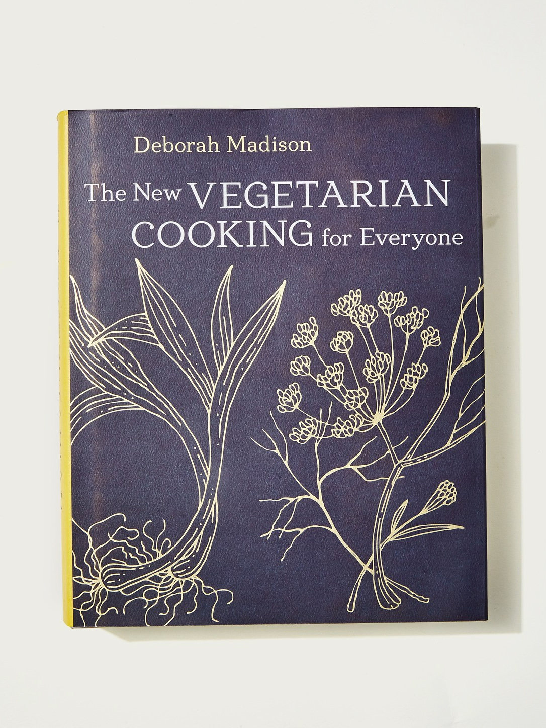 The New Vegetarian Cooking for Everyone // Sustainable Cookbooks For Holiday Gifting on The Good Trade
