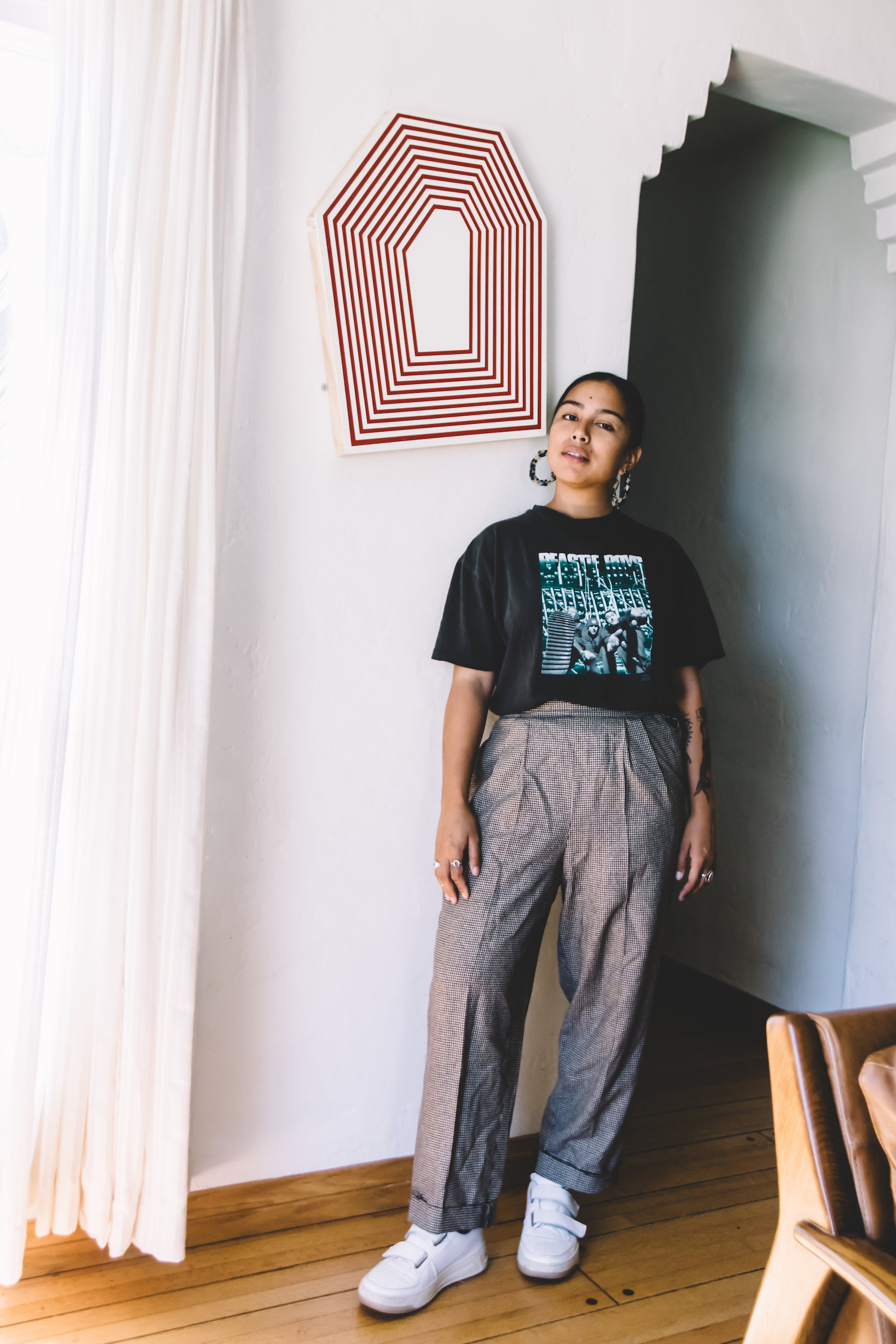 Vintage outfit inspiration - A Week Of Super-Chill Conscious Fashion With Isadora Alvarez, Founder Of Back Beat Rags on The Good Trade