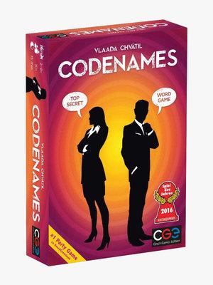 Codenames - Des jeux qui rassembleront votre famille