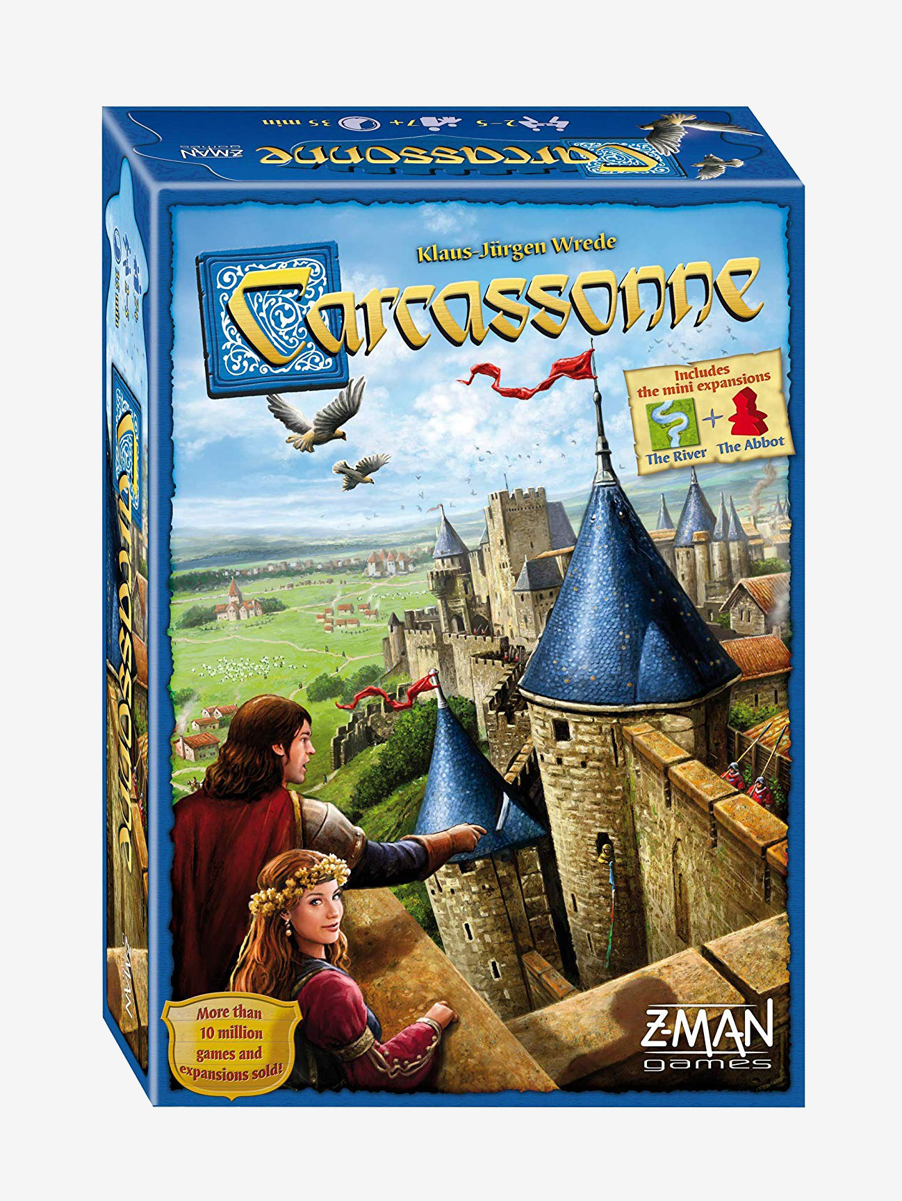 Carcassonne - Games That Will Bring Your Family Together