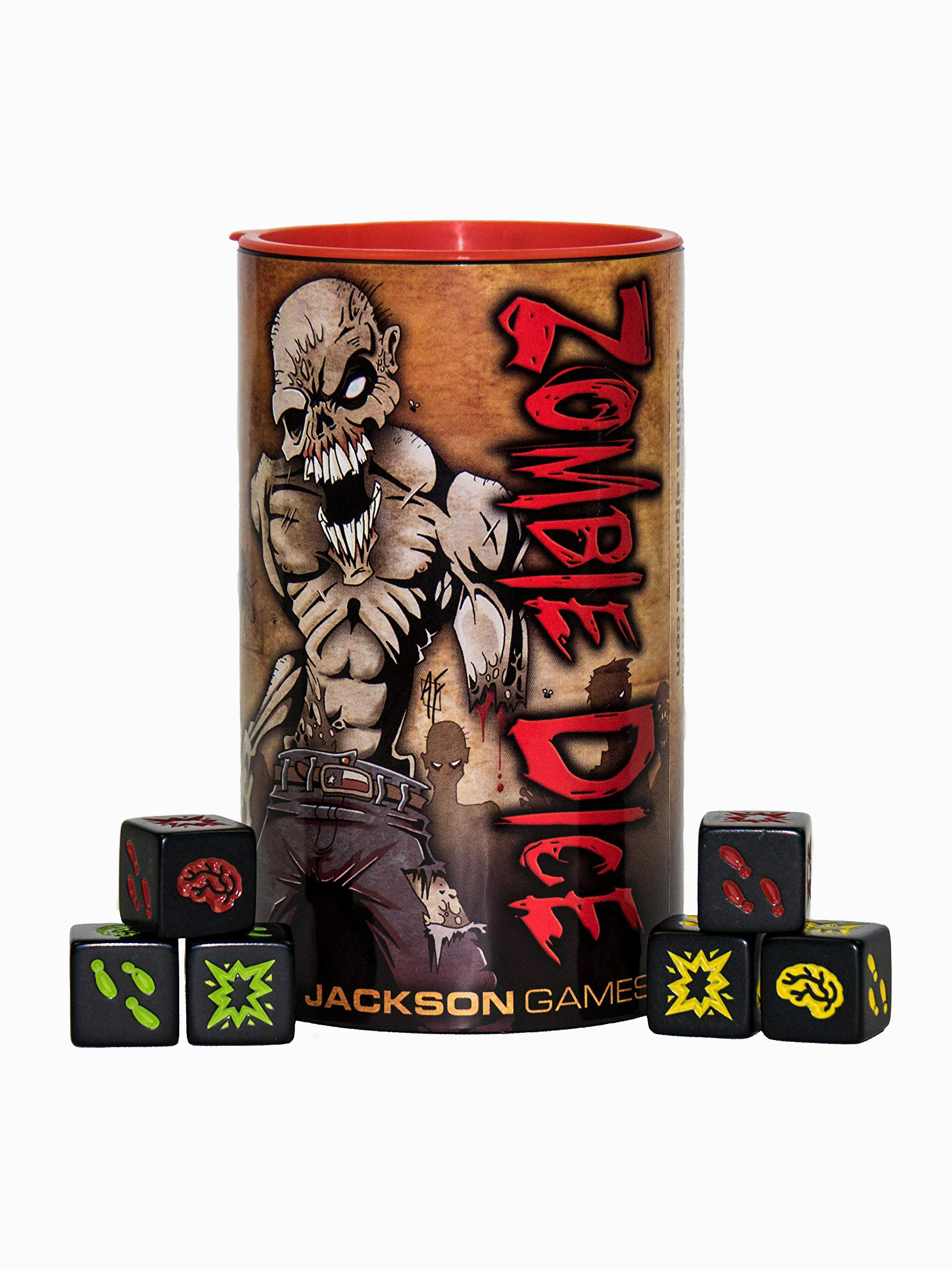 Zombie Dice - Games That Will Bring Your Family Together