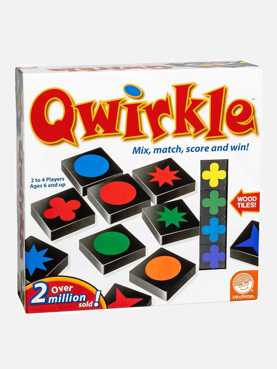 Qwirkle - Games That Will Bring Your Family Together