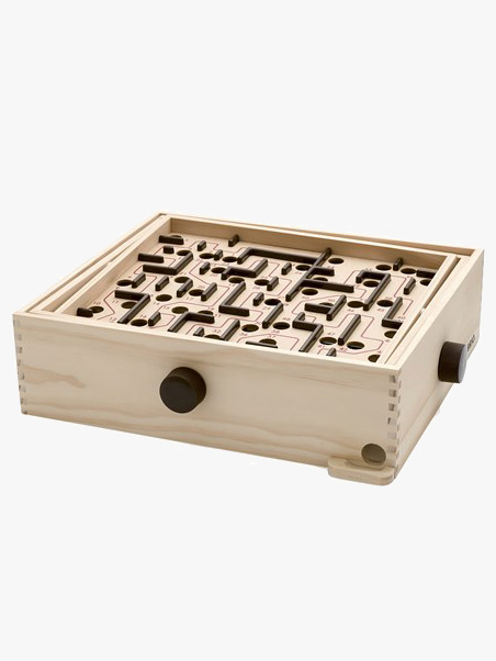 Labyrinth Maze Toy from BRIO - Plastic Free Gifts For Kids on The Good Trade