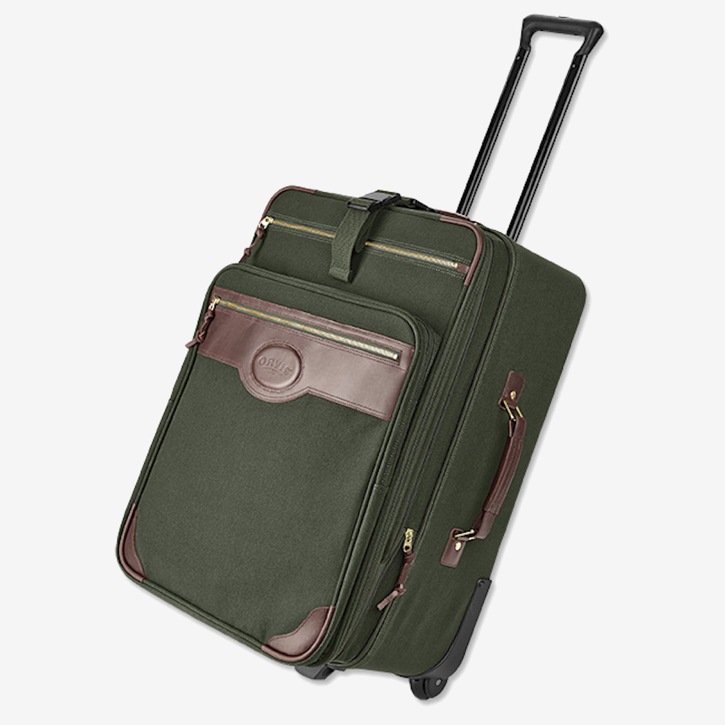 Eco-Friendly Luggage - Orvis