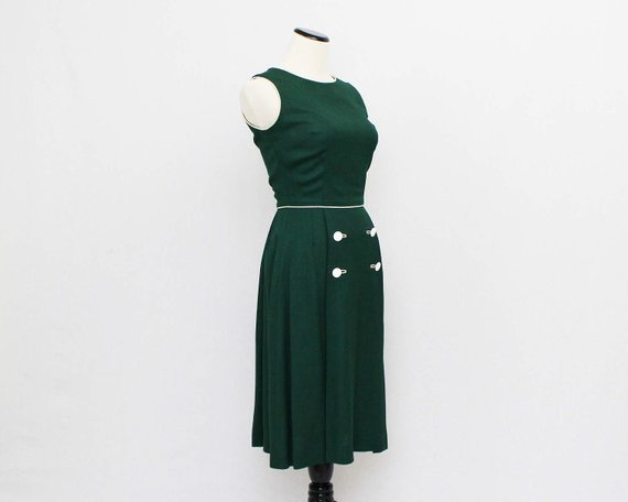 Etsy Vintage // Hollywood Outfit Inspiration - If Beale Street Could Talk