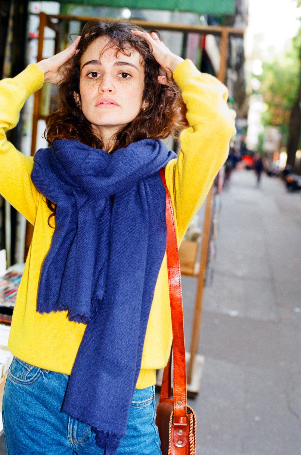 Les Sublimes Scarf // Ethical Winter Fashion