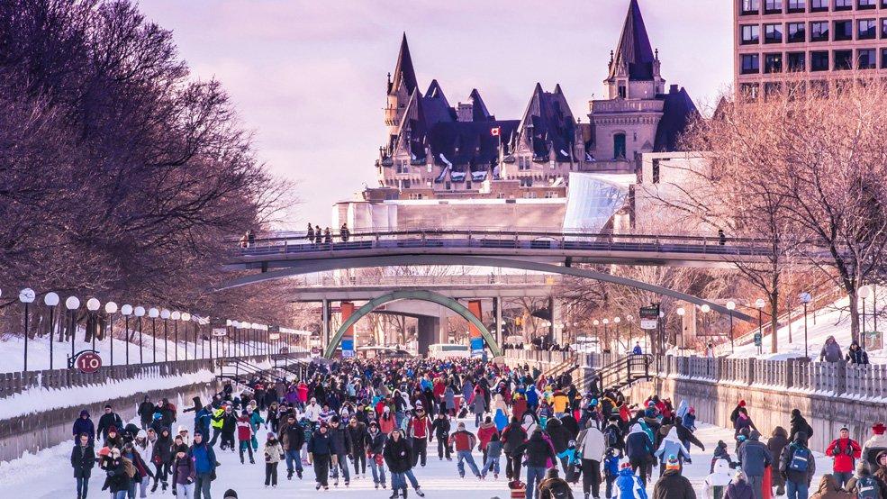 Ottawa, Ontario // Underrated Winter Travel Destinations