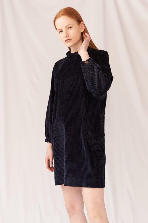 Mih Jeans Corduroy Dress // Sustainable Corduroys Edit