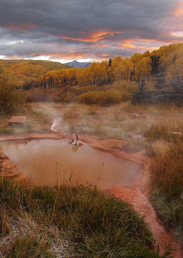 Dunton Hot Springs in Colorado