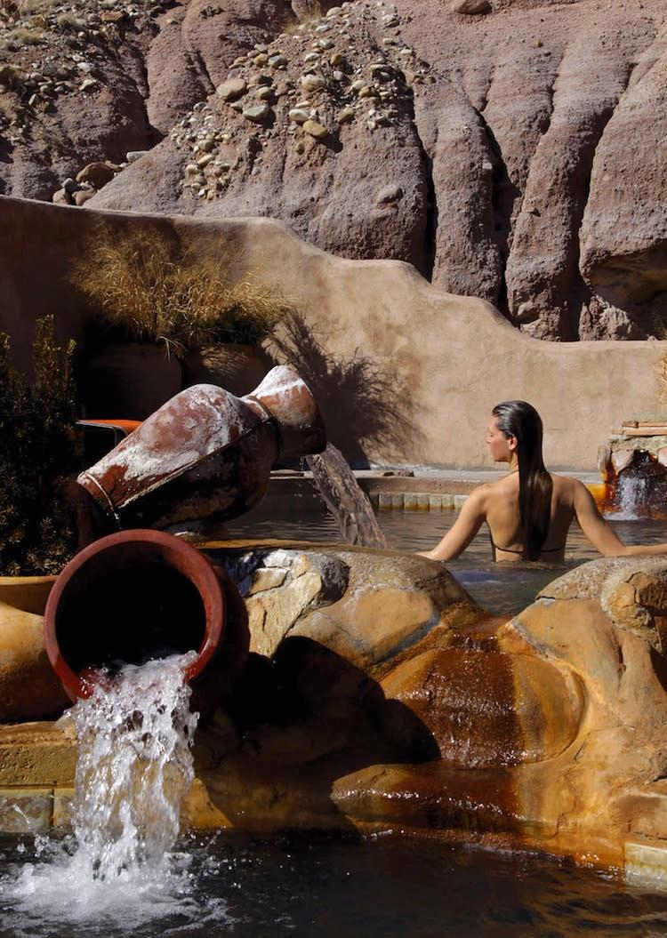 Ojo Spa in New Mexico