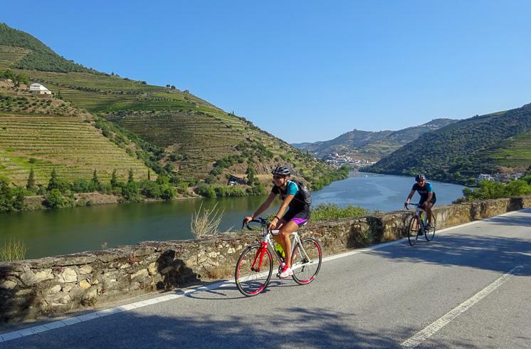 Douro Valley Bike Tour in Portugal