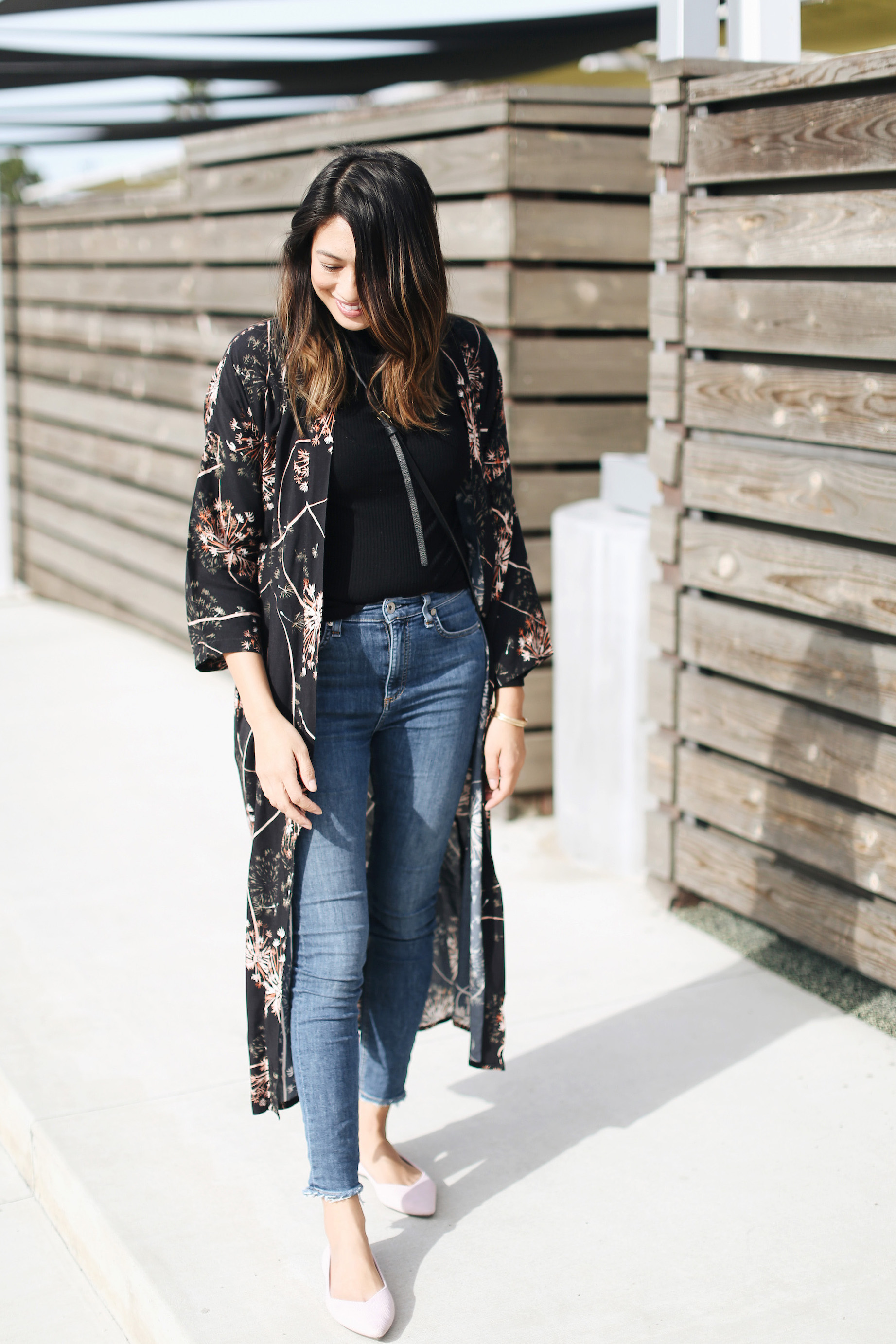 Casual Monday outfit - A Week Of Polished & Professional Outfits With Sustainable Lifestyle Blogger Jonilyn Brown on The Good Trade