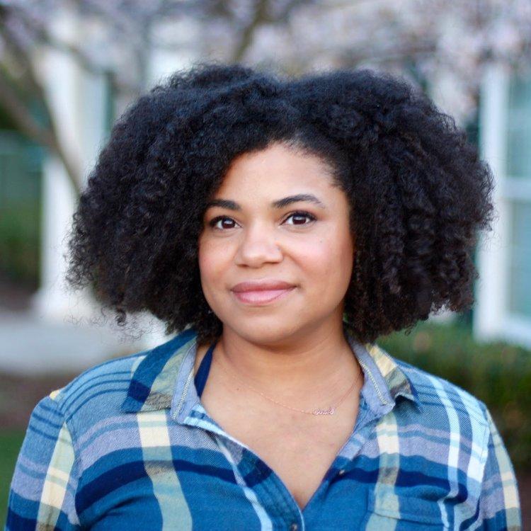 Black Women in Wellness - Kimberly Fe'Lix
