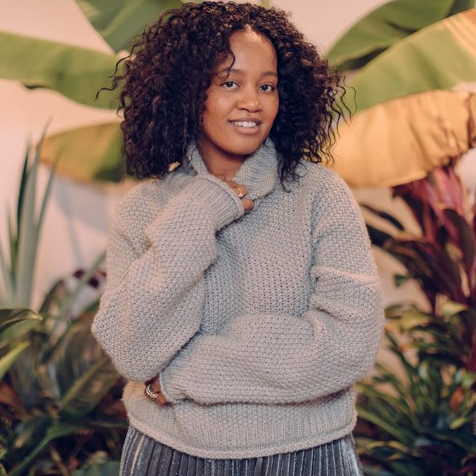 Black Women In Wellness - Yasmine Cheyenne