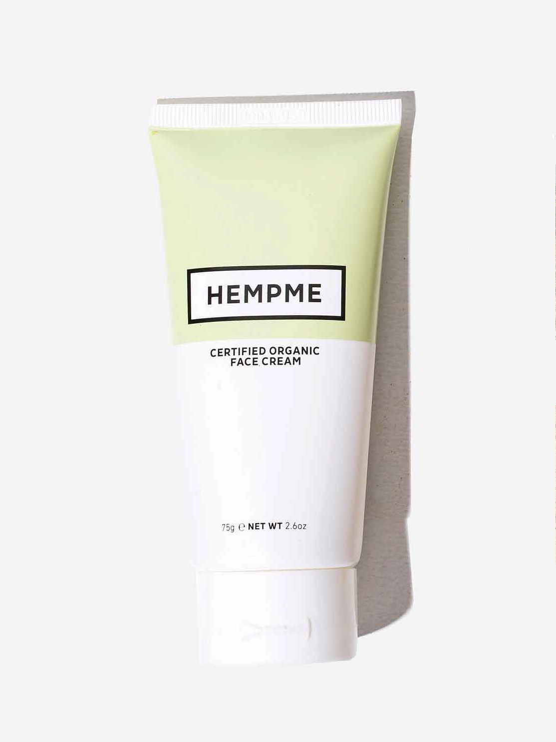 Hemp Based Beauty Products - Hempme Organic Face Cream