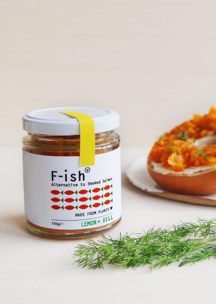 Vegan Fish Substitutes - F-ish
